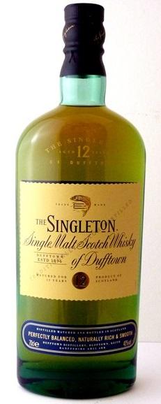 Singleton of Dufftown