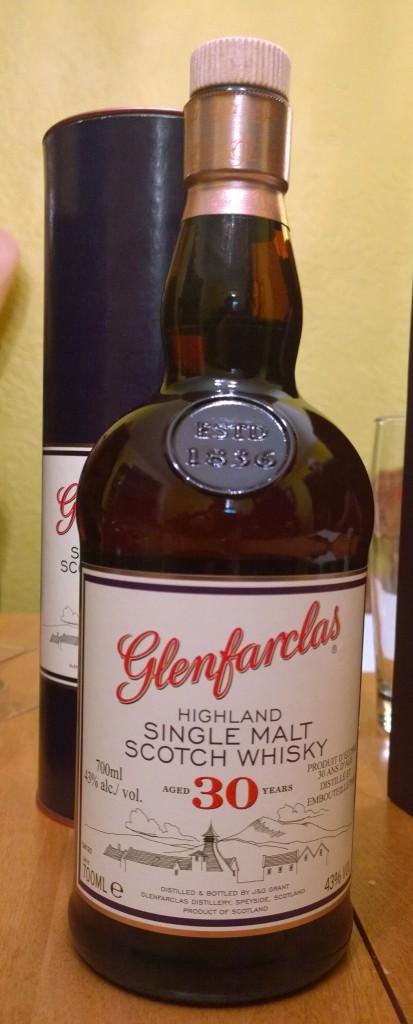Glenfarclas 30 Year